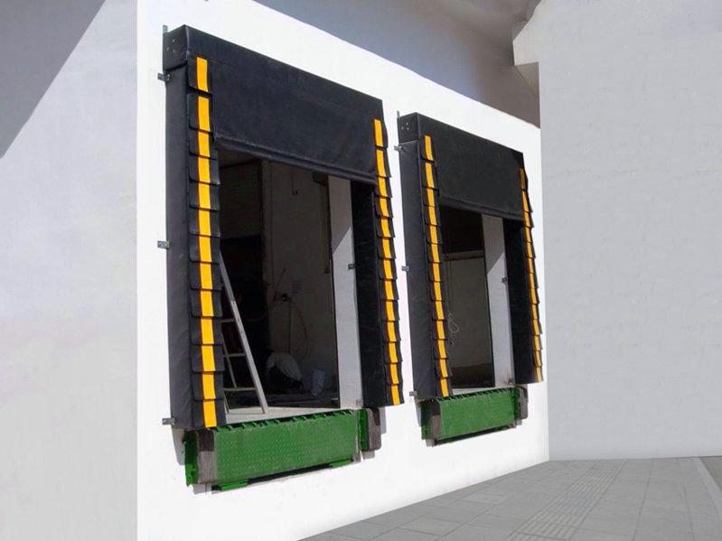 重庆工业门、门封、门罩案例