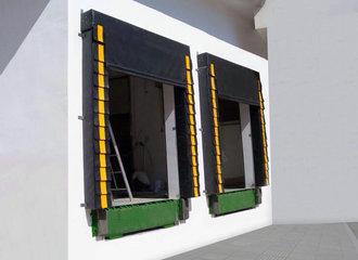 重庆工业门、门封、门罩案例!
