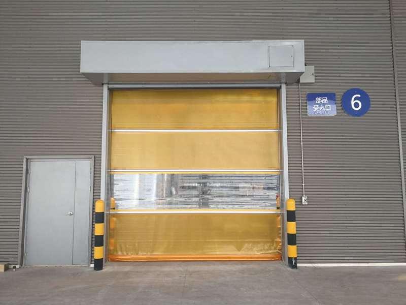 重庆工业提升门